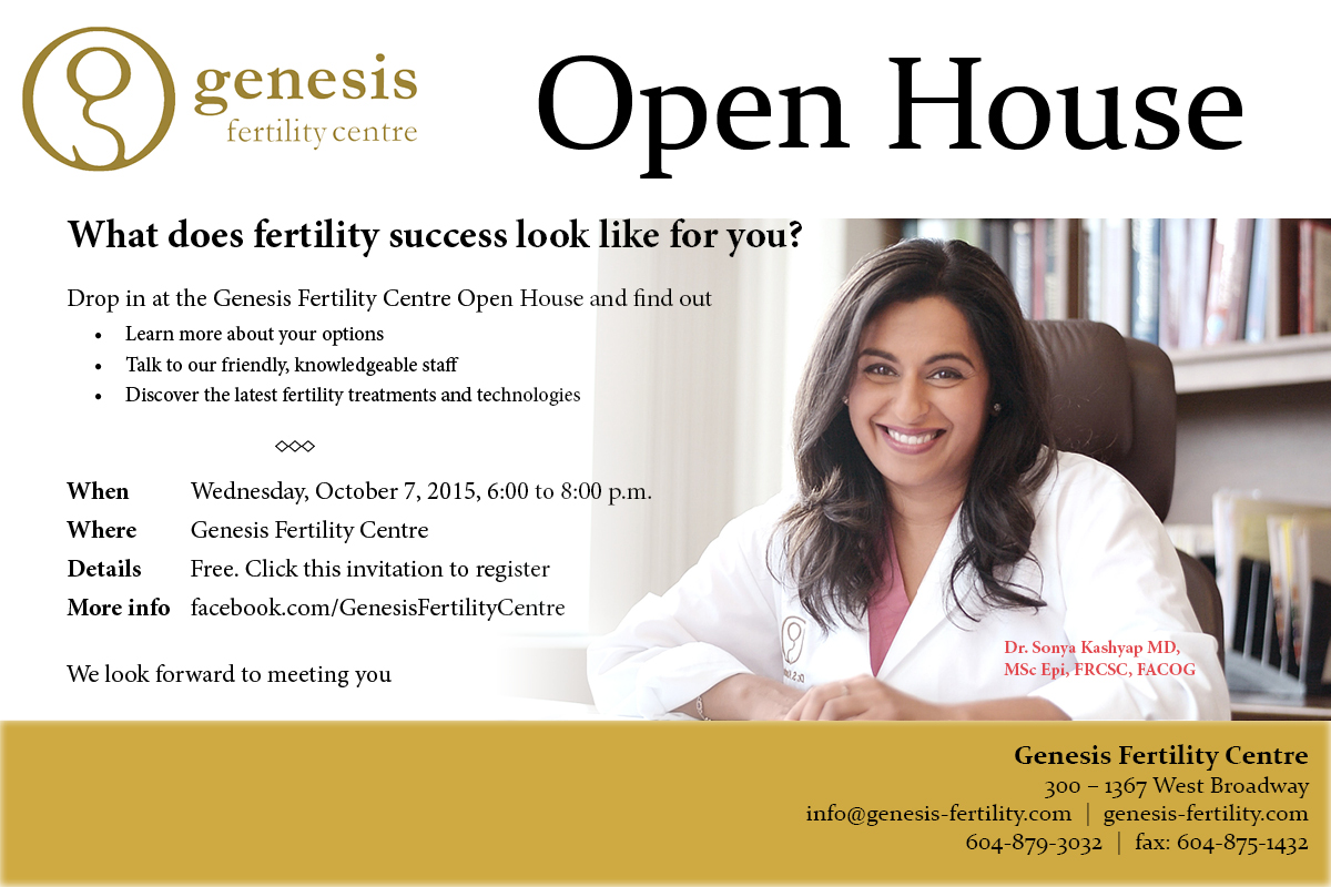 genesis-fertility-open-house