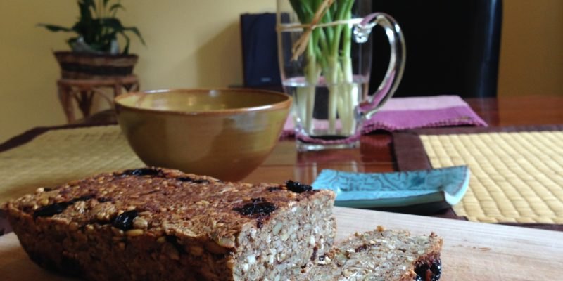 Cranberry-Cinnamon Seed Loaf