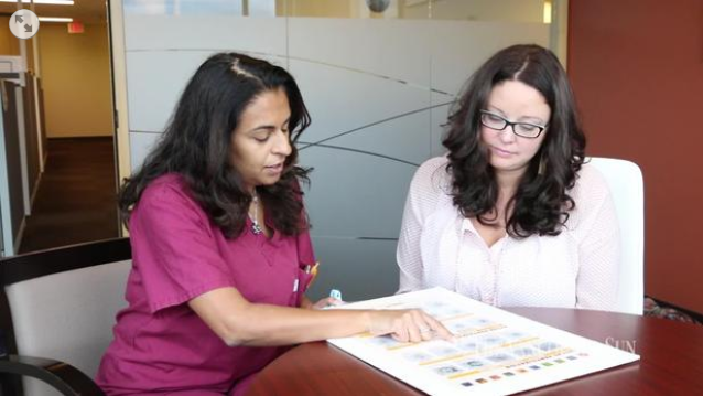 Dr. Sonya Kashyap speaks with Christa LeFlufy about chromosomal screening at Vancouver's Genesis Fertility Centre