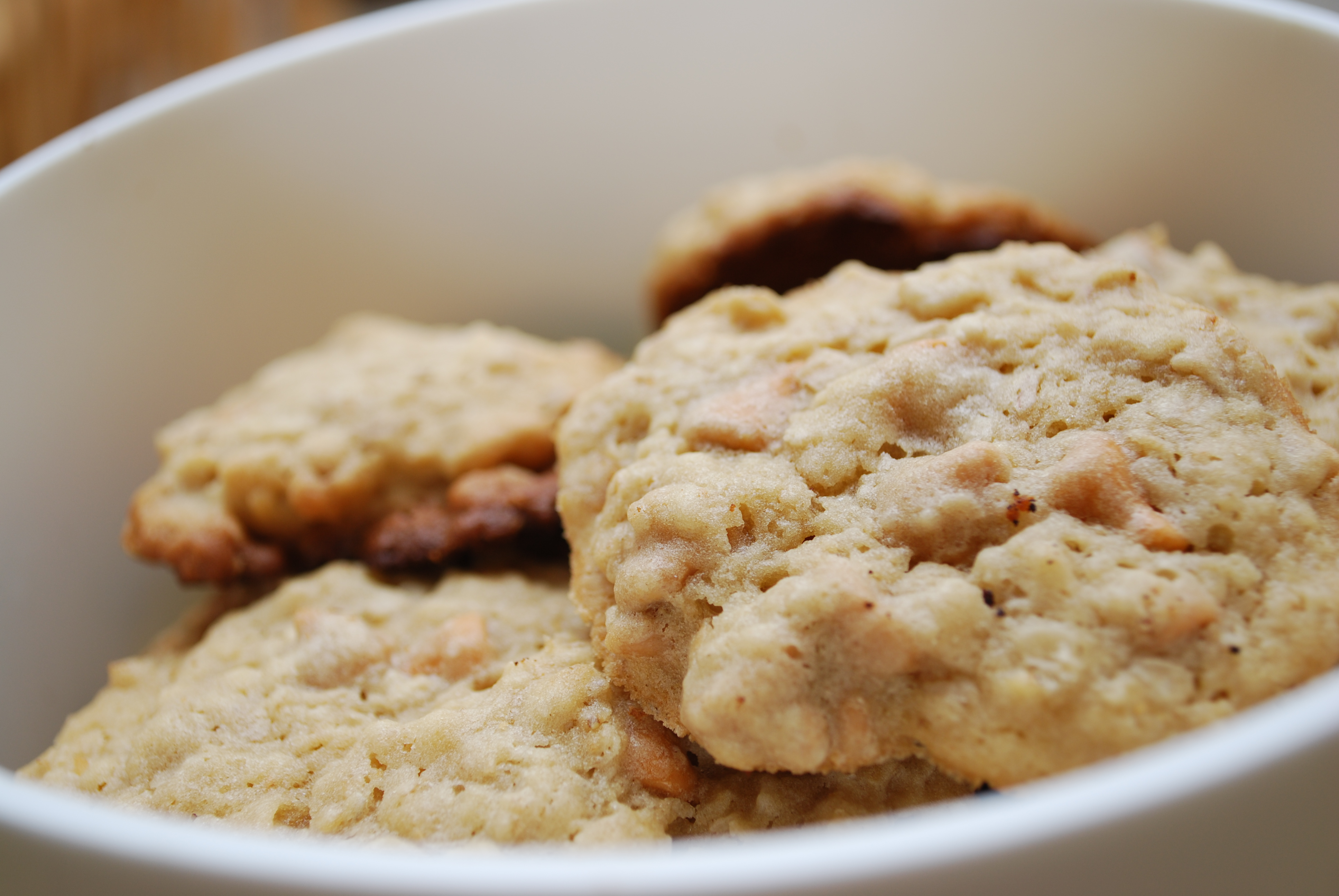 Fertility Food Fridays - Banana Blender Cookies