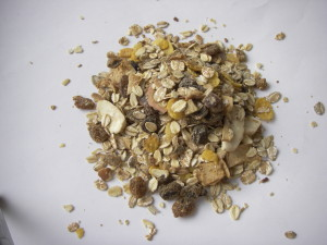 Fertility Food Friday: Healthy Homemade Granola