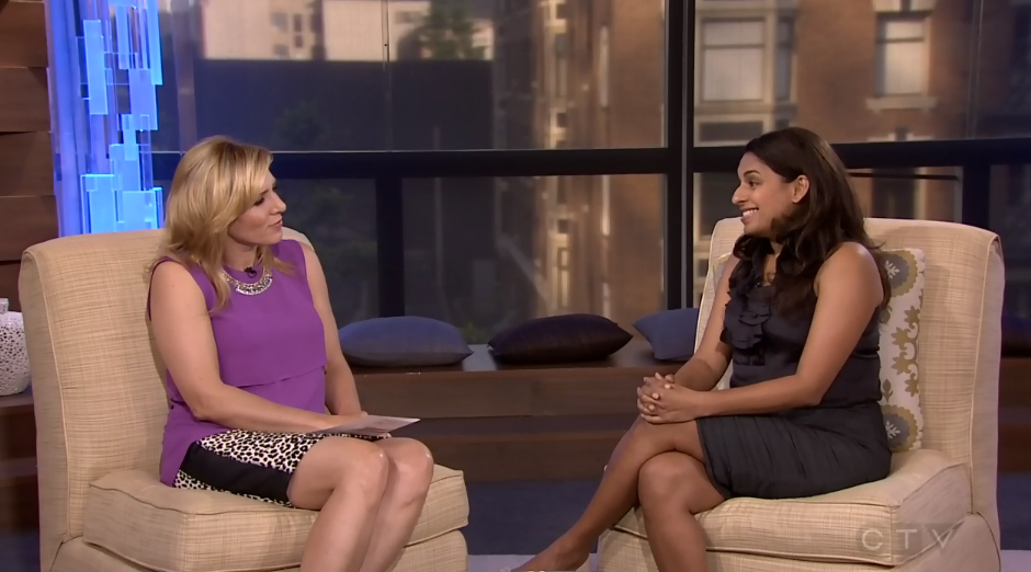 Dr. Sonya Kashyap on CTV Morning Live Vancouver