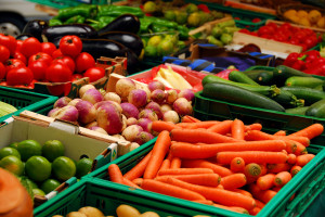 Colourful Fruits & Vegetables